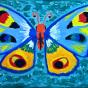 """12.10.2017 / Мастер-класс """"Бабочка"""" в Библиотеке им. Лихачева"""