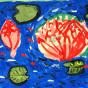 """16.11.2017 / Мастер-класс """"Лотос"""" в Библиотеке им. Лихачева"""