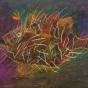 """11. 2020 / """"Волосатая рыба-клоун"""". Автор работы: Кузнецов Сергей (7 лет)"""