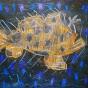 """11. 2020 / """"Волосатая рыба-клоун"""". Автор работы: Кляшторный Андрей (10 лет)"""