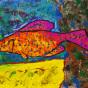 """12. 2020 / """"Морской окунь"""". Автор работы: Сергеева Анастасия (8 лет)"""