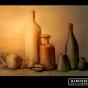 AIRMODUL / традиционная живопись