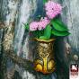 INDRIK / мастерская керамики + OngoUdagan / роспись
