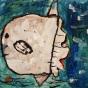 "21.01.2020 / ""Рыба-луна"". Автор работы: Морозов Александр (6 лет)"