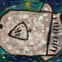 """21.01.2020 / """"Рыба-луна"""". Автор работы: Кузнецов Сергей (6 лет)"""