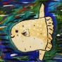 """21.01.2020 / """"Рыба-луна"""". Автор работы: Ижболдина Мария (8 лет)"""