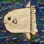 "21.01.2020 / ""Рыба-луна"". Автор работы: Упорова Алиса (9 лет)"