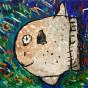"21.01.2020 / ""Рыба-луна"". Автор работы: Соловьёва Александра (6 лет)"