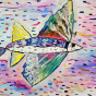 "28.01.2020 / ""Летучая рыба"". Автор работы: Морозова Елизавета (8 лет)"
