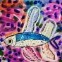 """28.01.2020 / """"Летучая рыба"""". Автор работы: Ижболдина Маргарита (6 лет)"""