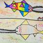 """09.02.2020 / """"Рыба-пила"""". Автор работы: Упорова Алиса (9 лет)"""