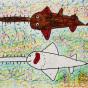 """09.02.2020 / """"Рыба-пила"""". Автор работы: Кадакова Анна (9 лет)"""