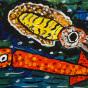 "12.02.2020 / ""Кальмар и каракатица"". Автор работы: Ижболдина Маргарита (6 лет)"