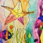 """11.03.2020 / """"В море"""". Автор работы: Морозов Александр (6 лет)"""