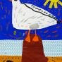 """09.09.2020 / """"Чайка"""". Автор работы: Сергеева Надежда (4 года)"""