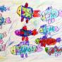 """10.09.2020 / """"Сардины"""". Автор работы: Сергеева Надежда (4 года)"""