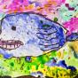 """06.10.2020 / """"Кашалот"""". Автор работы: Сергеева Надежда (4 года)"""