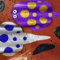 """11. 2020 / """"Скаты"""". Автор работы: Сергеева Анастасия (8 лет)"""