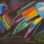 """11. 2020 / """"Медузы"""". Автор работы: Мулгачева Инна (10 лет)"""