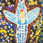 """01. 2021 / """"Морской ангел"""". Автор работы: Ижболдина Маргарита (7 лет)"""