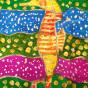 """03. 2021 / """"Морской конек"""". Автор работы: Сергеева Анастасия (8 лет)"""