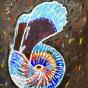 """03. 2021 / """"Морской чертик"""". Автор работы: Федорова Алиса (10 лет)"""