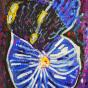 """03. 2021 / """"Морской чертик"""". Автор работы: Кандаева Анна (5 лет)"""