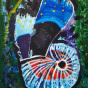 """03. 2021 / """"Морской чертик"""". Автор работы: Кляшторный Андрей (10 лет)"""