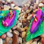 """03. 2021 / """"Голожаберные моллюски"""". Автор работы: Упорова Алиса (10 лет)"""