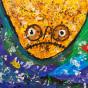 """04. 2021 / """"Звездочет"""". Автор работы: Упорова Алиса (10 лет)"""