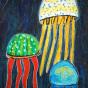 """11. 2020 / """"Медузы"""". Автор работы: Федорова Алиса (10 лет)"""