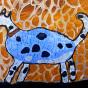 """07.10.2017 / """"Собака"""" в Творческой студии. Автор работы: Клемин Лев (8 лет)"""