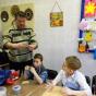 """16.05.16 / Мастер-класс """"Лошадка из глины"""" в реабилитационном центре"""