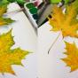 """10.2020 / Два часа для взрослых: """"Ботаническая иллюстрация"""" в Творческой студии"""