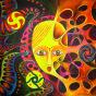 OKSANA NARSOVA / флуоресцентные полотна